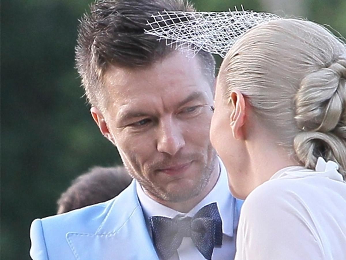 Drugi ślub Adama Sztaby i Doroty Szelągowskiej