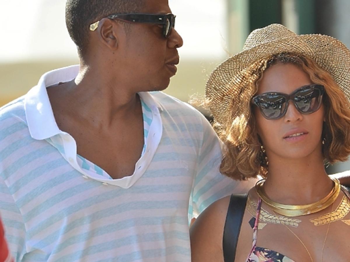 Drugi ślub Beyonce i Jaya-Z