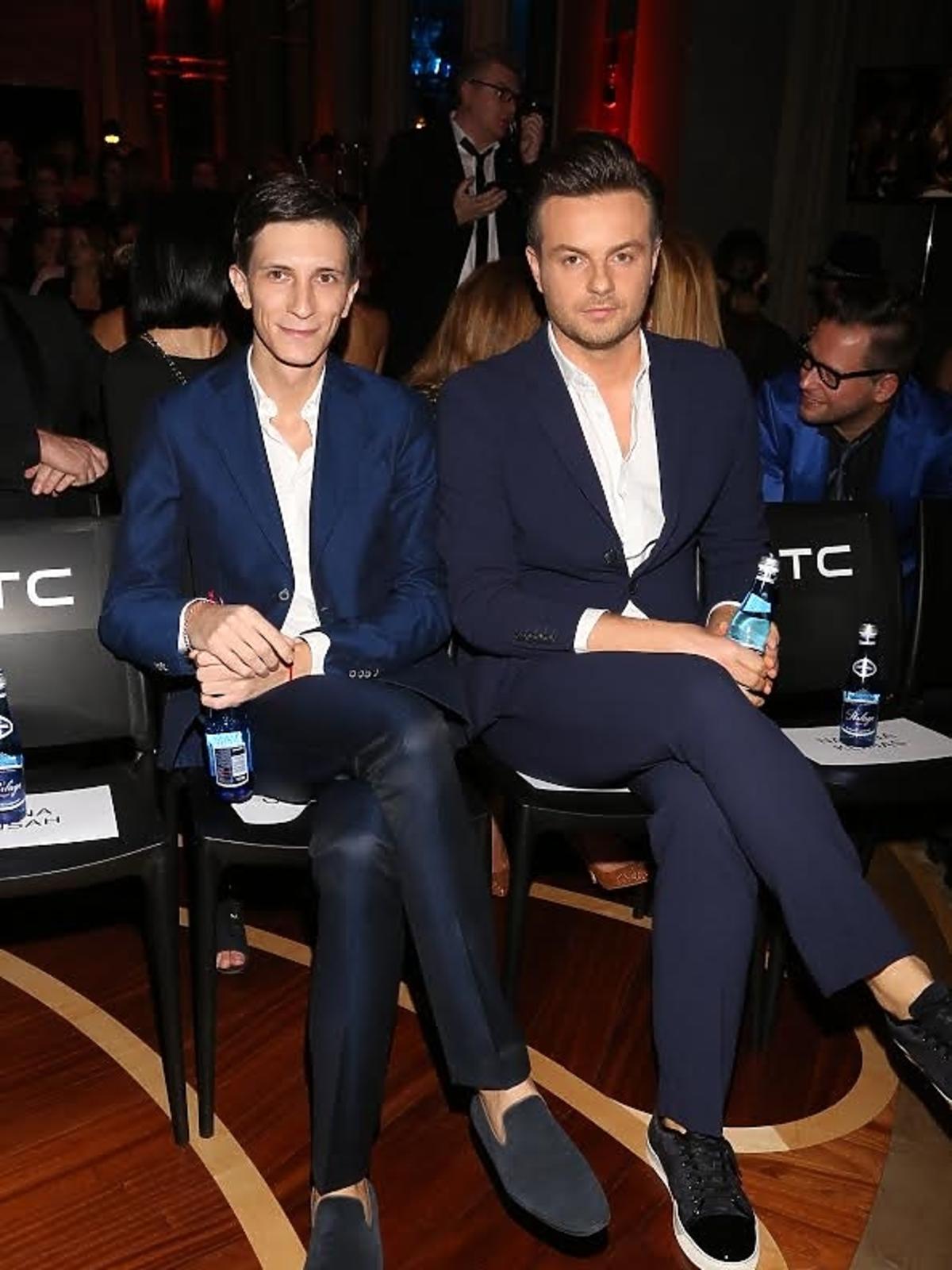 Duet BohoBoco na imprezie Flesz Fashion Night