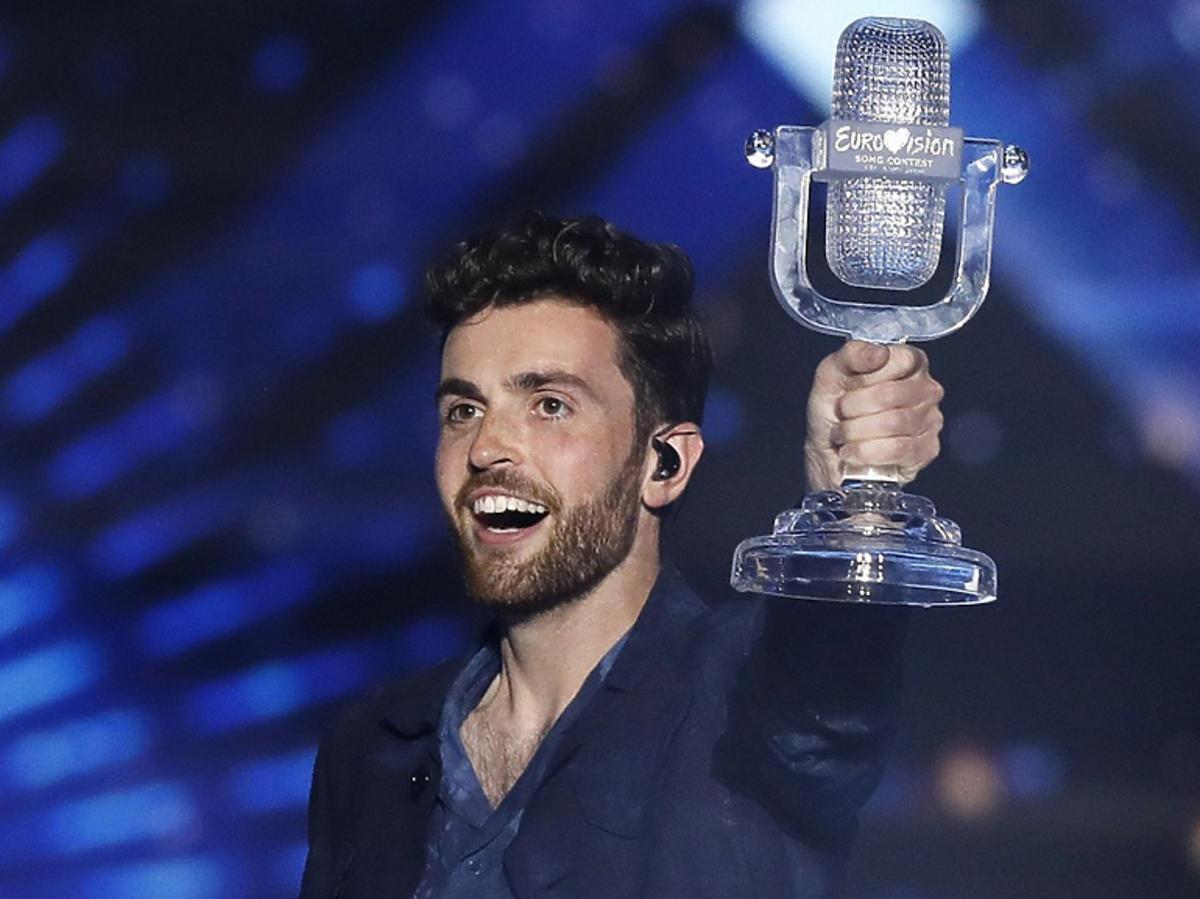 Duncan Laurence wygrał Eurowizję