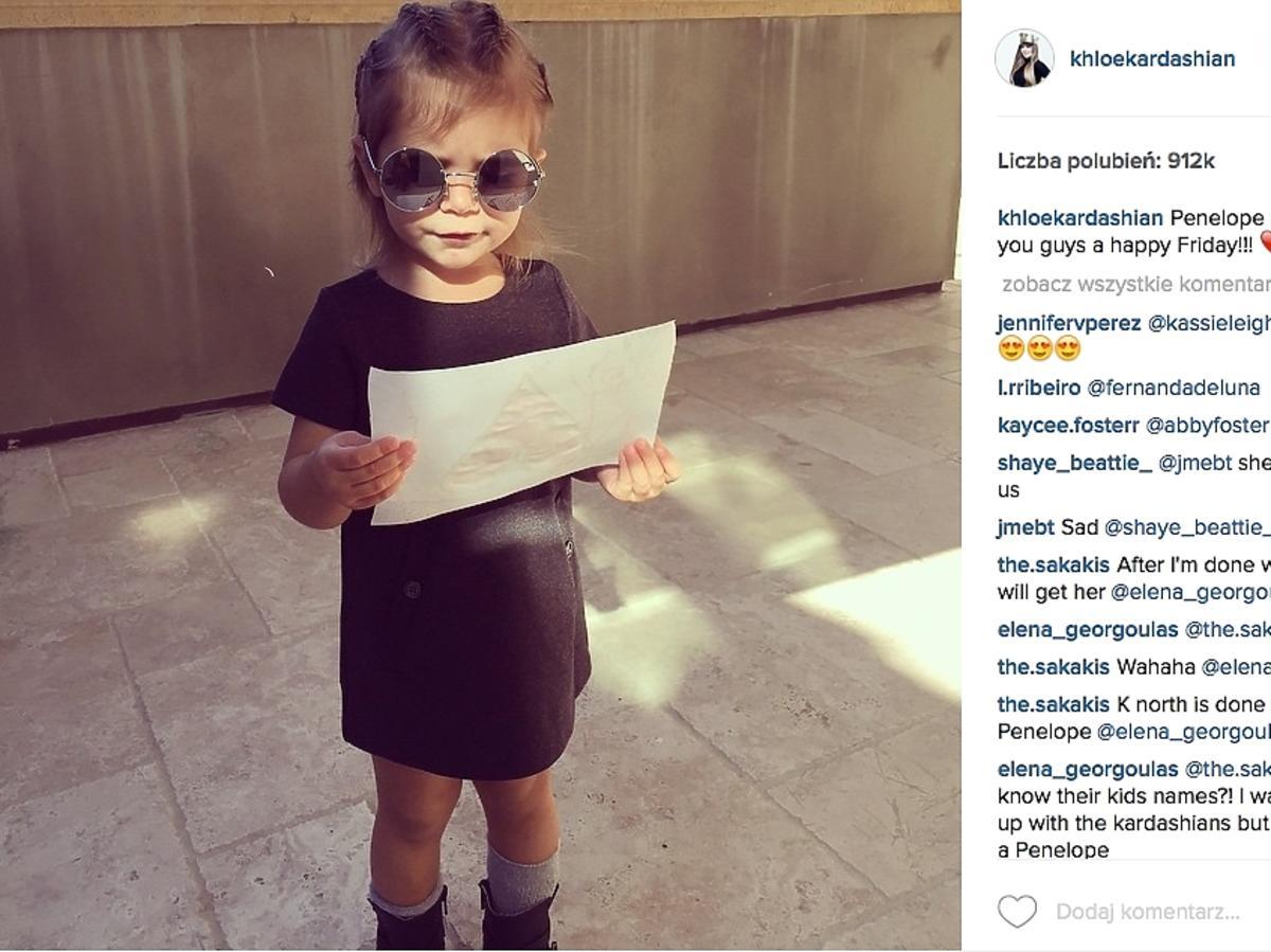 Penelope Disick, córka Kourtney Kardashian