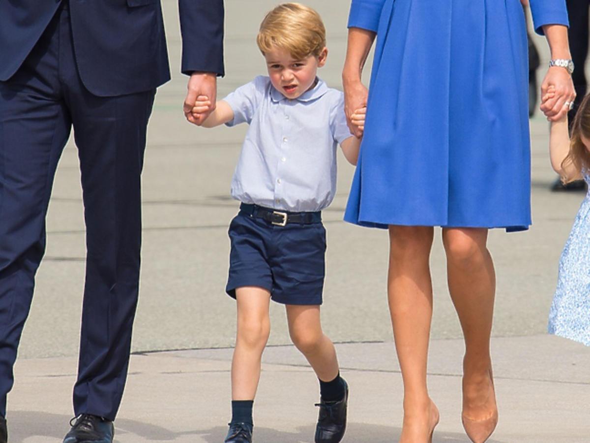 Dzieci książęcej pary mają zakaz korzystania z telefonów