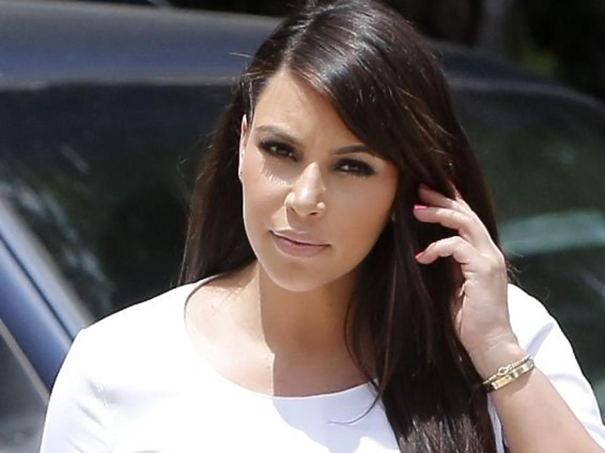 Dziecko Kim Kardashian jest zagrożone