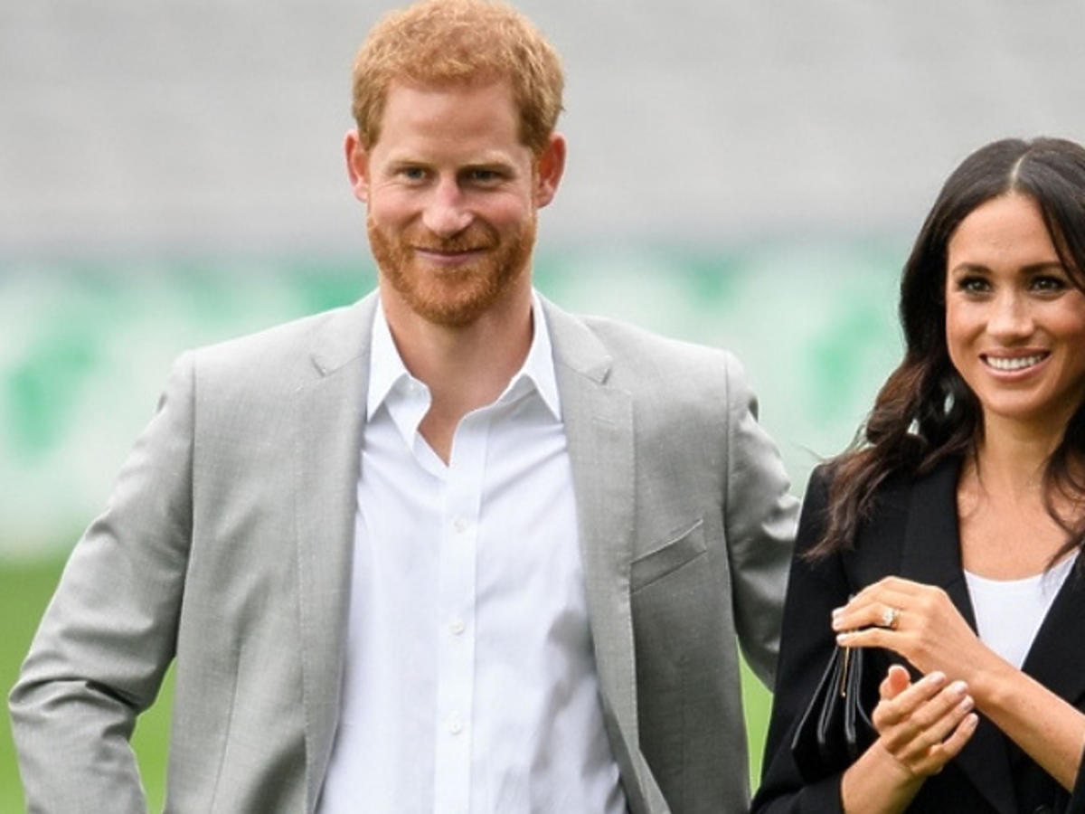 Dziecko Meghan i Harry'ego bez tytułów książęcych