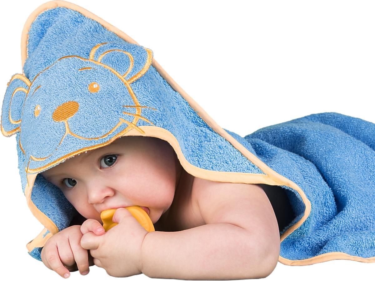 Dziecko w ubranku