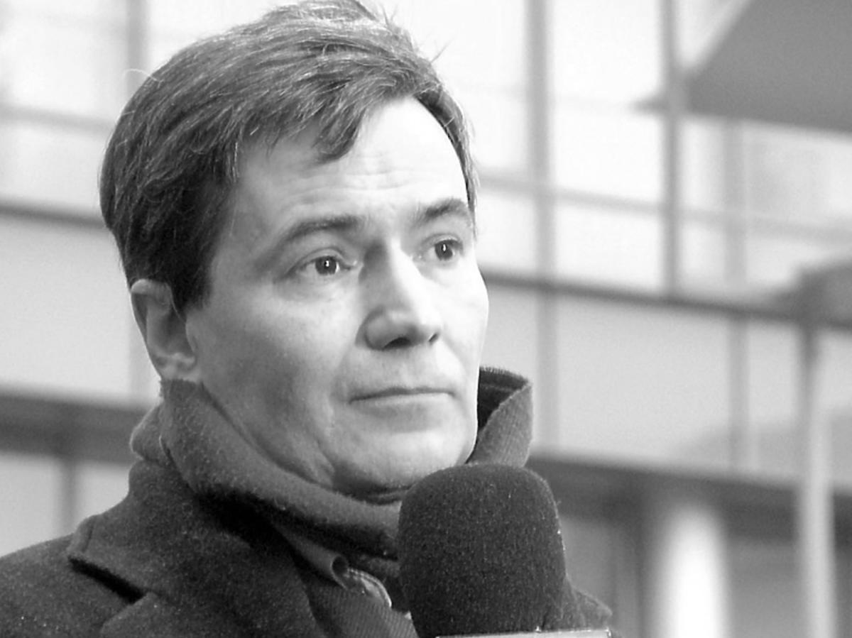 Dziennikarz Krzysztof Leski nie żyje