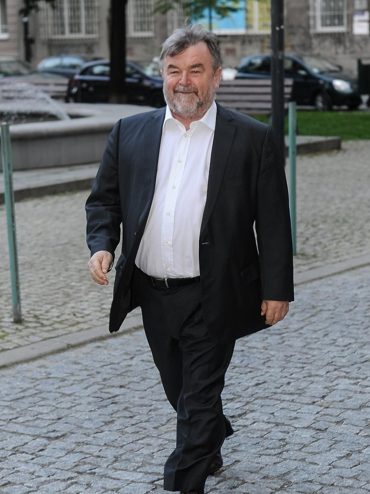 Edward Miszczak na gali Polskiej Rady Biznesu im. Jana Wejcherta