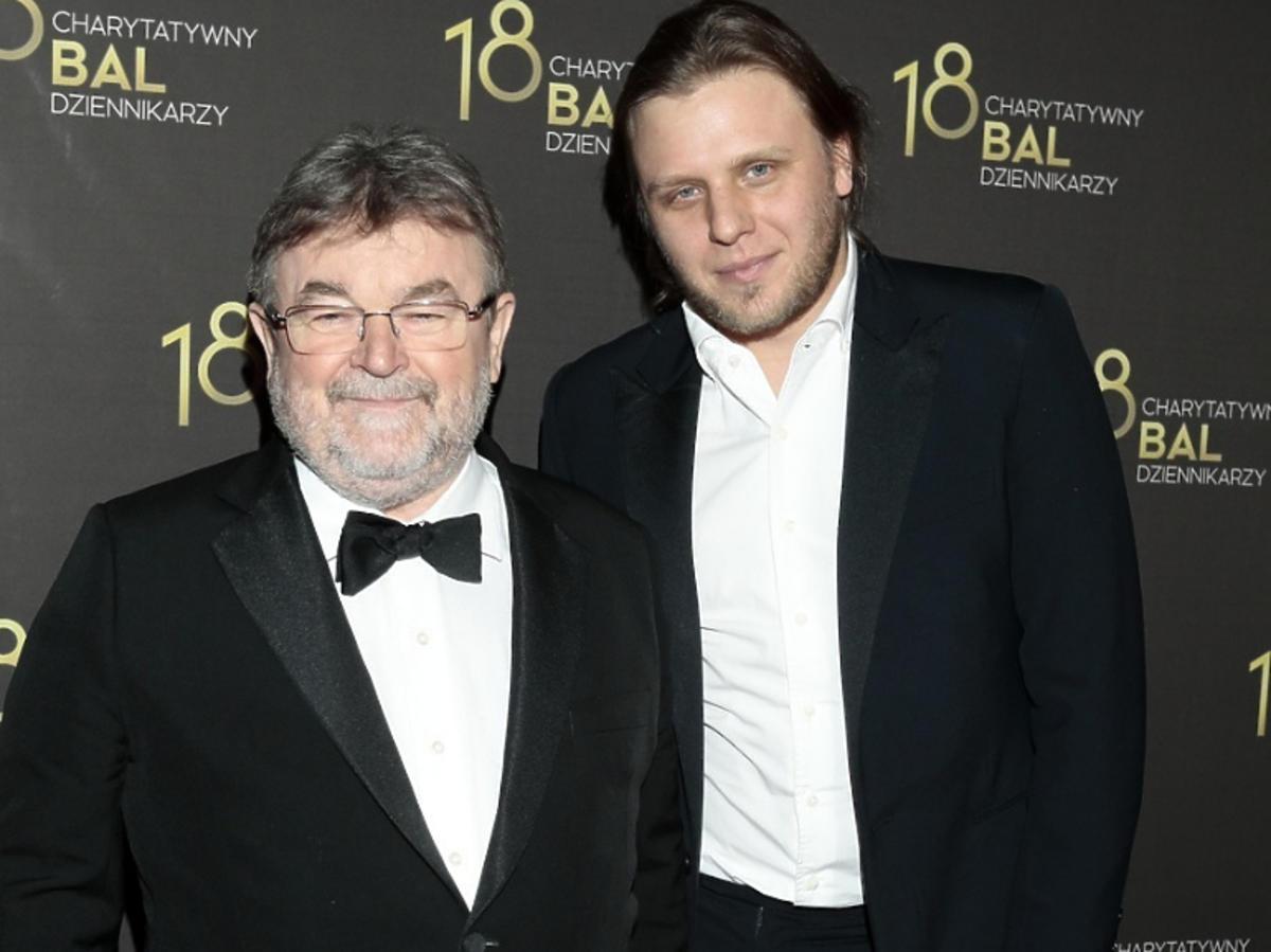 Edward Miszczak pożegnał Piotra Woźniaka-Staraka