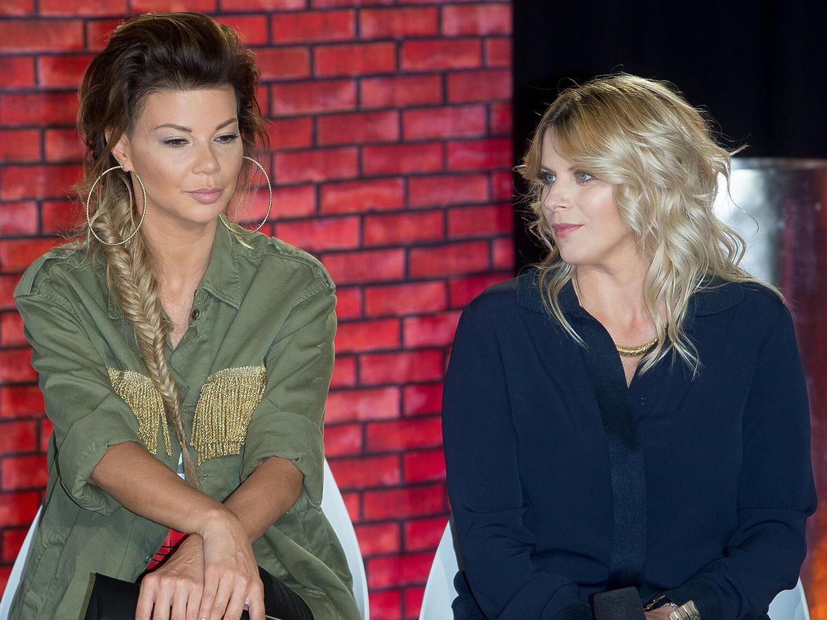 Edyta Górniak i Maria Sadowska razem na konferencji