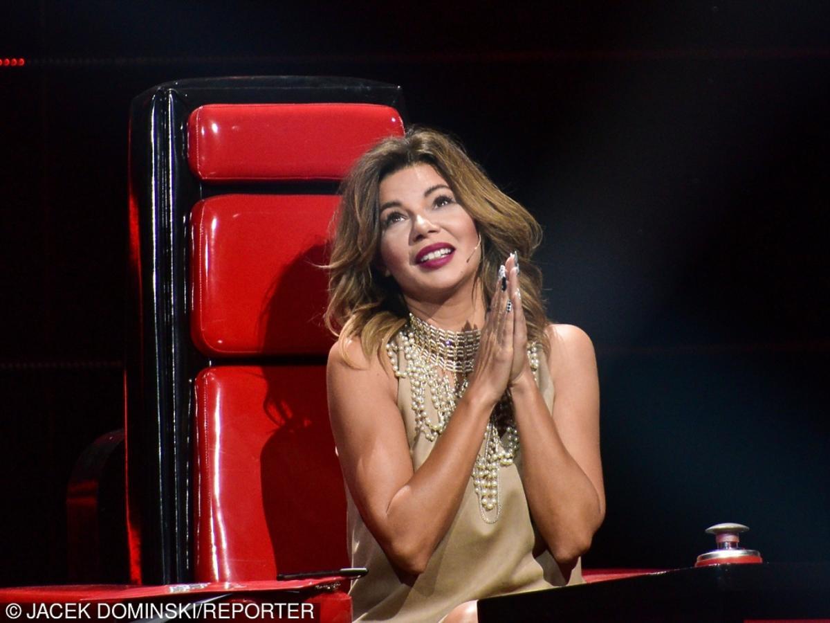 Edyta Górniak w finale 6. edycji The Voice of Poland
