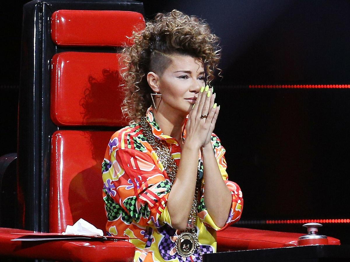 Edyta Górniak w The Voice Poland
