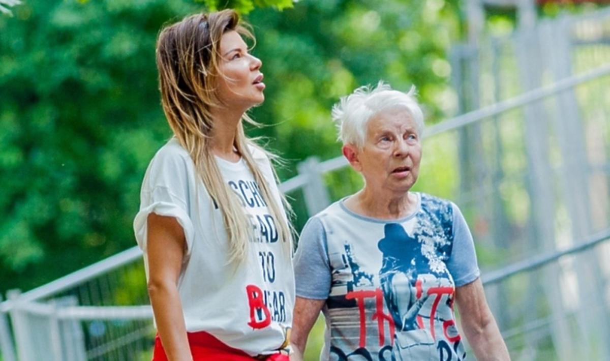 Edyta Górniak wspiera swoją mamę