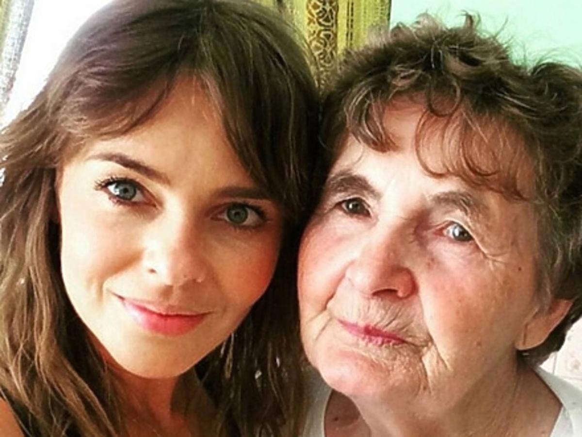 Edyta Herbuś i Maja Sablewska pokazały swoje babcie