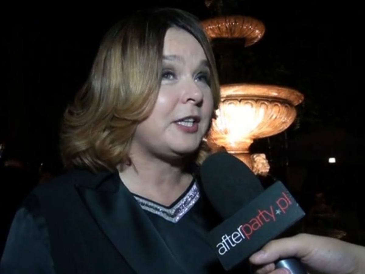 """Edyta Jungowska o roli w """"2XL"""""""