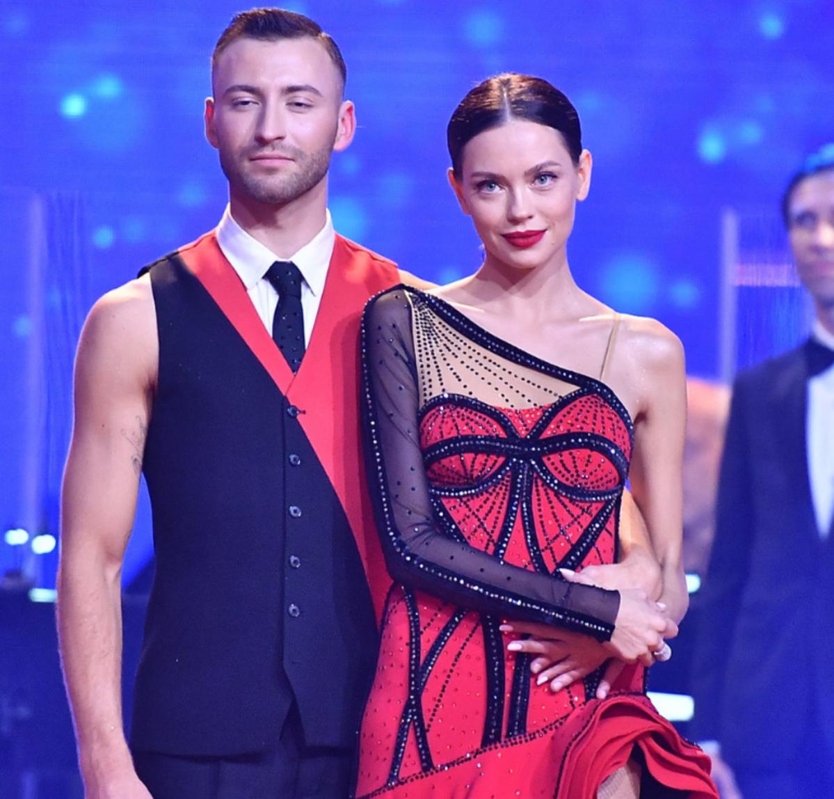 Edyta Zając w finale Tańca z Gwiazdami