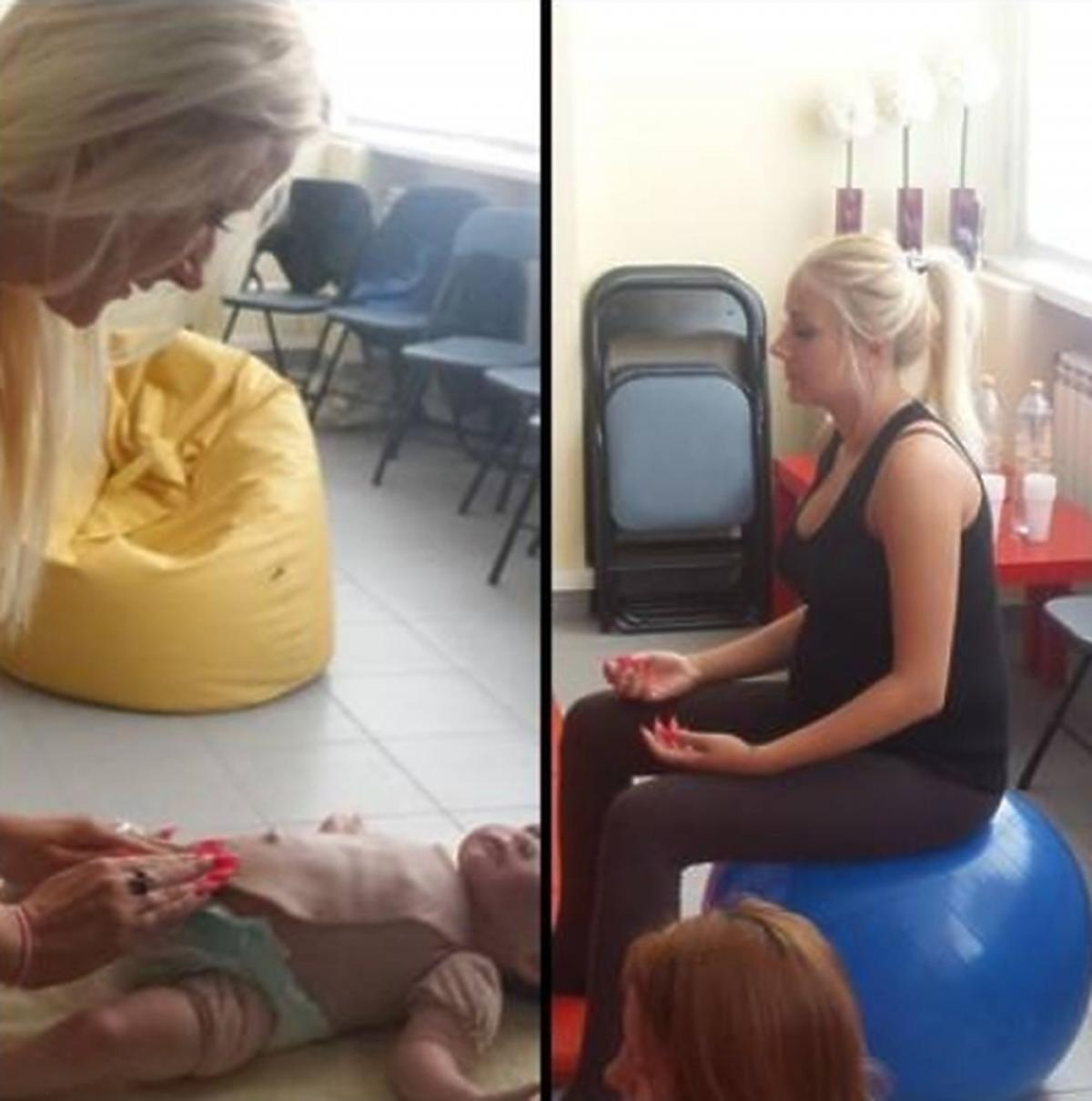 Eliza z Warsaw Shore w ciąży