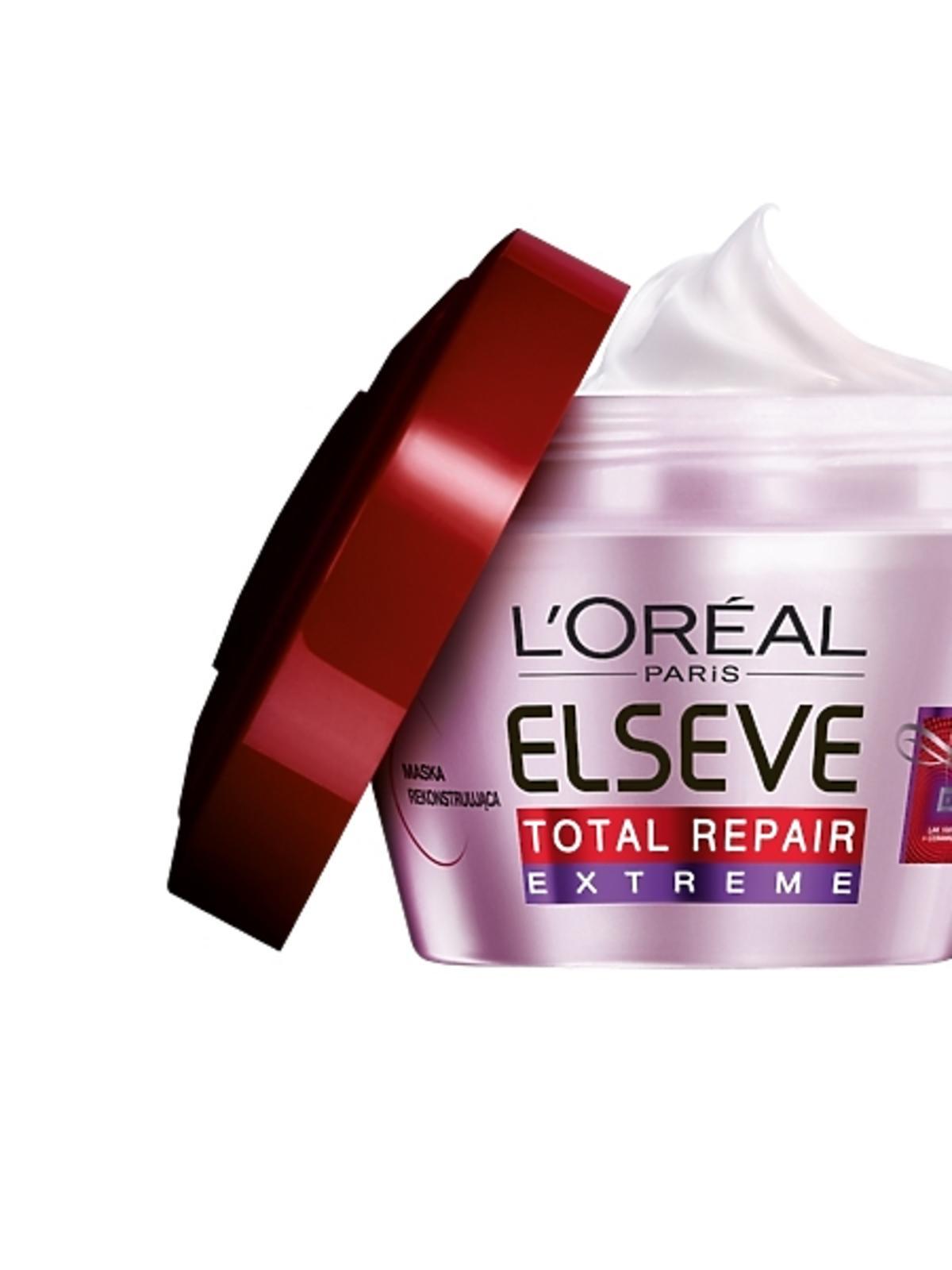 Elseve Total Repair Extreme, maska odbudowująca, cena