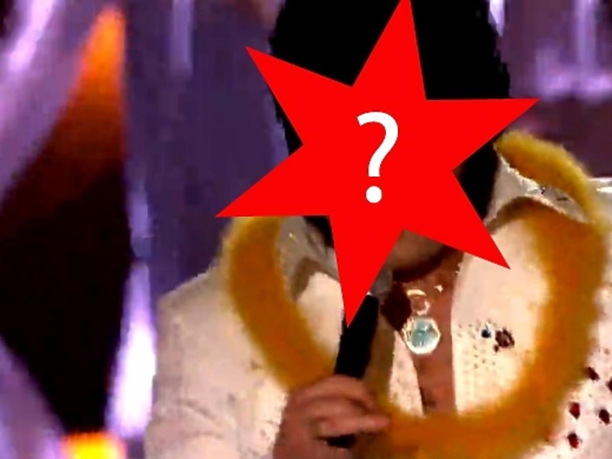 Elvis Presley w programie Twoja Twarz Brzmi Znajomo