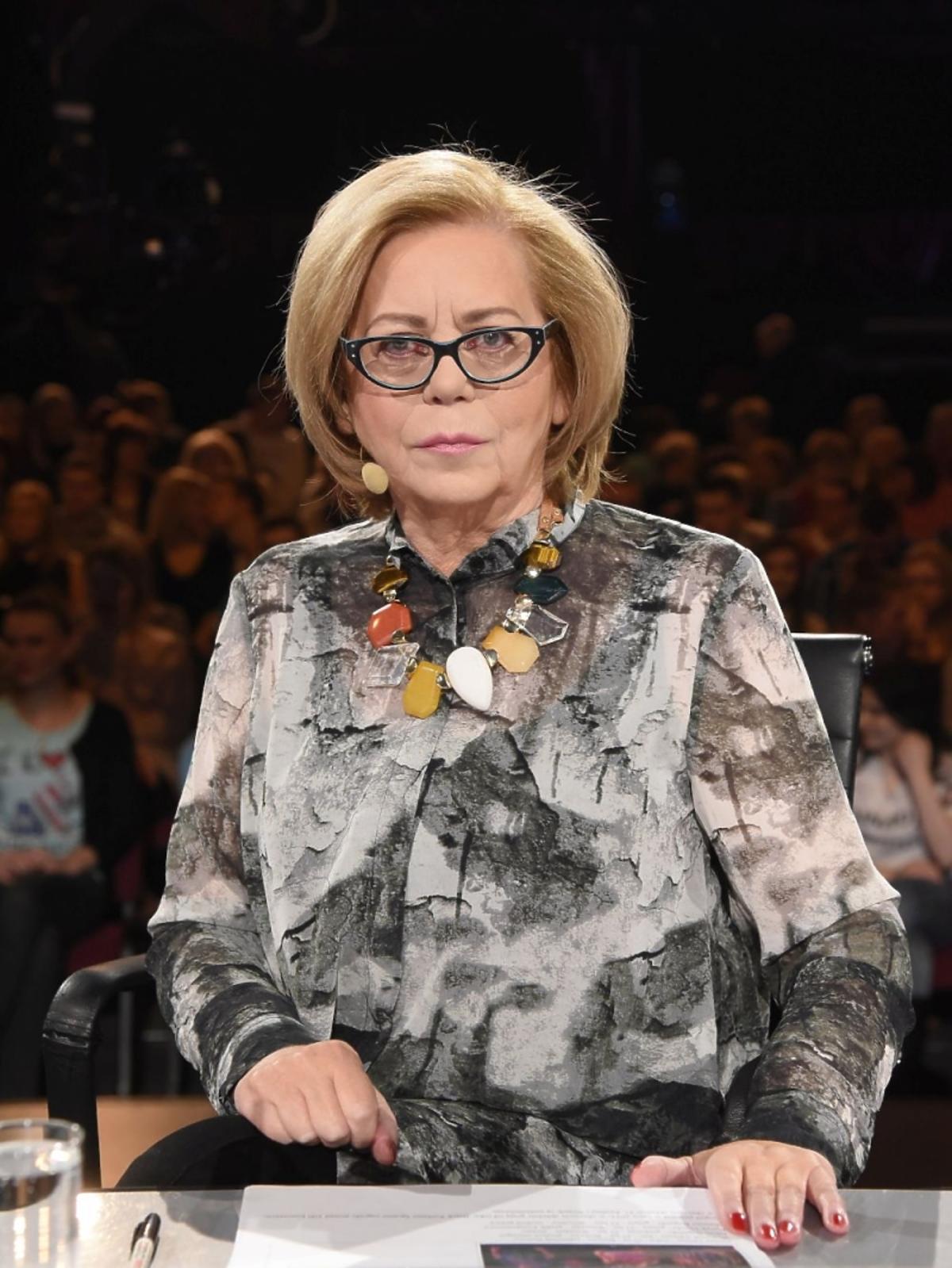 Elżbieta Zapendowska w 11. sezonie Must be The Music Tylko Muzyka