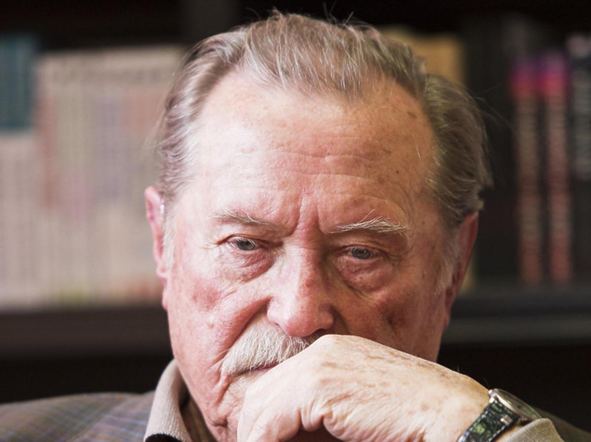 Emil Karewicz nie żyje