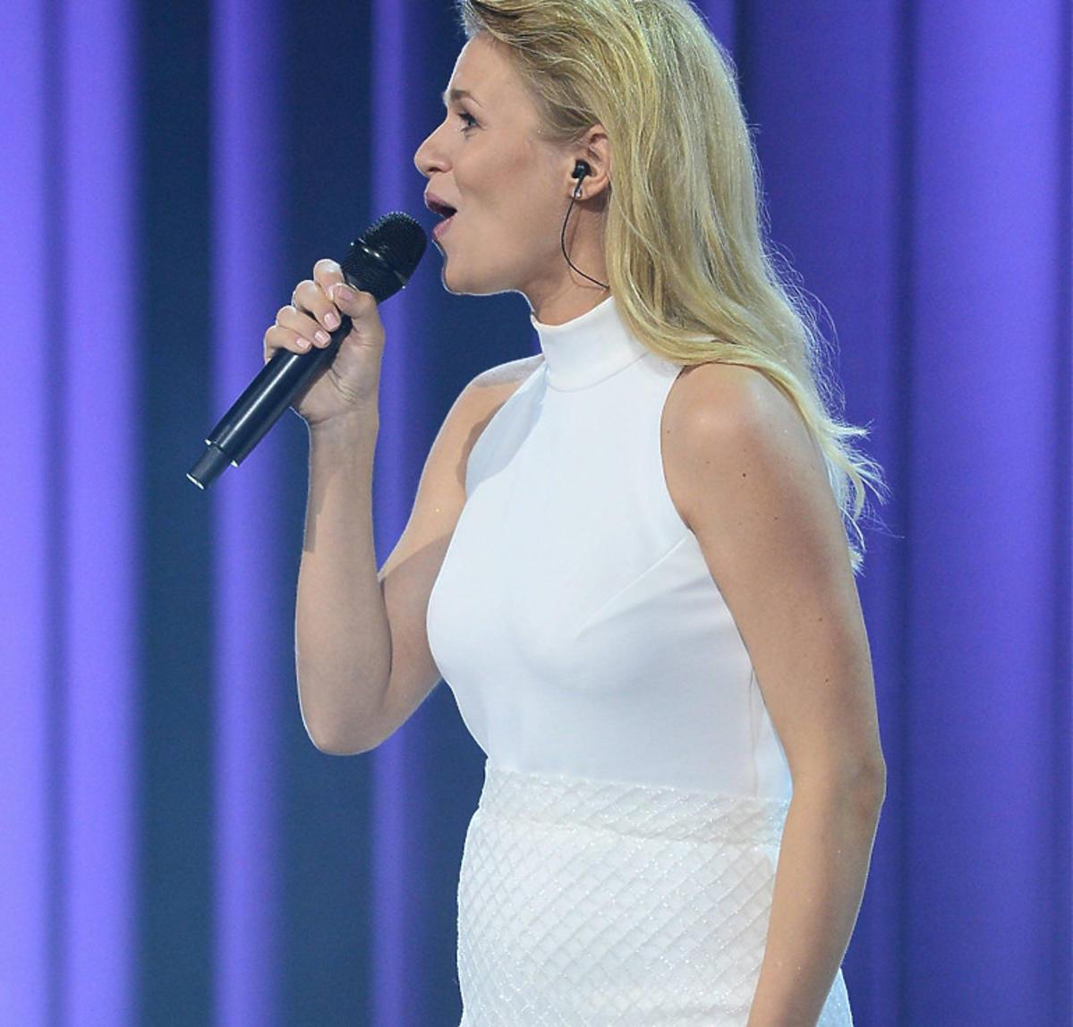 Emilia Komarnicka na Festiwalu w Opolu 2020