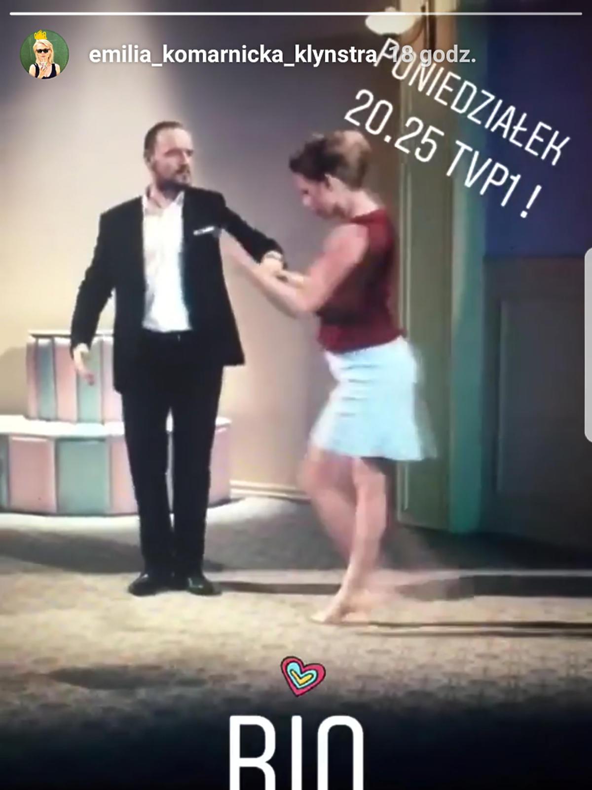 Emilia Komarnicka pokazała brzuszek