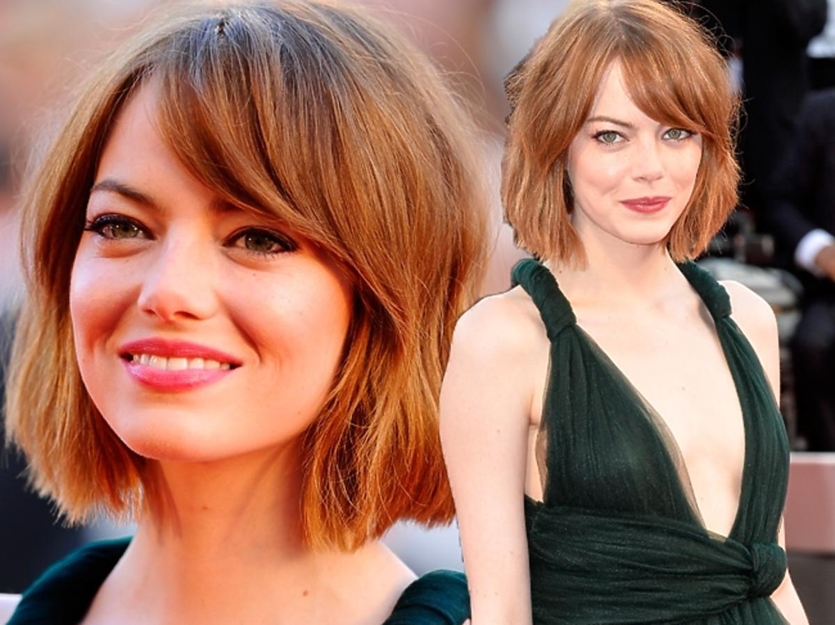 Emma Stone na festiwalu w Wenecji