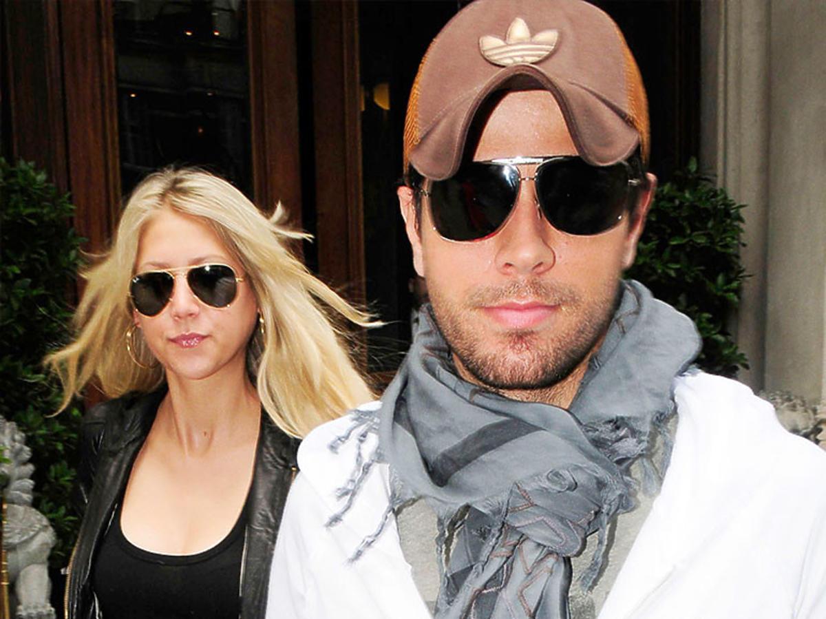 Enrique Iglesias i Anna Kournikova zostali rodzicami