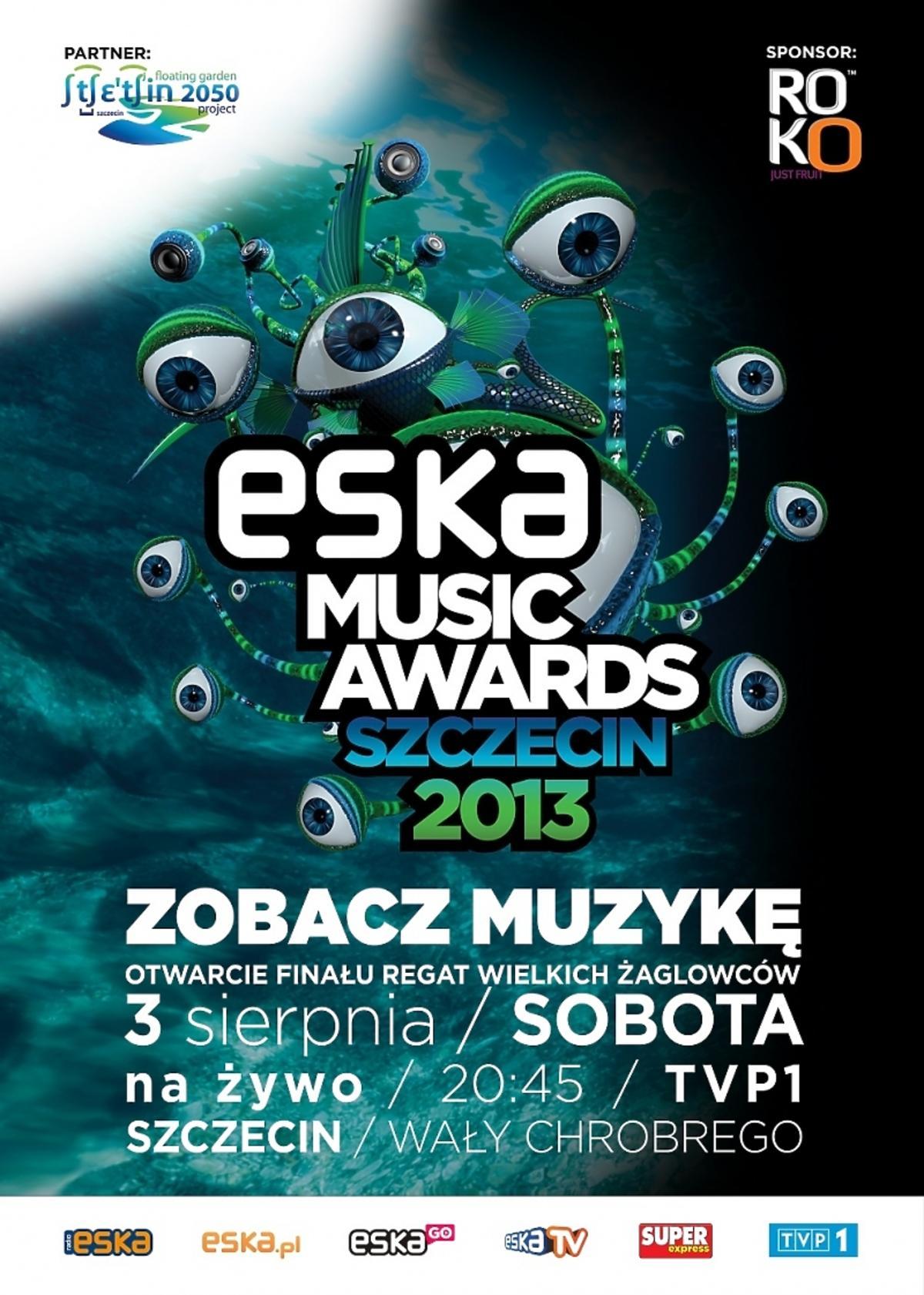 Eska Music Awards 2013