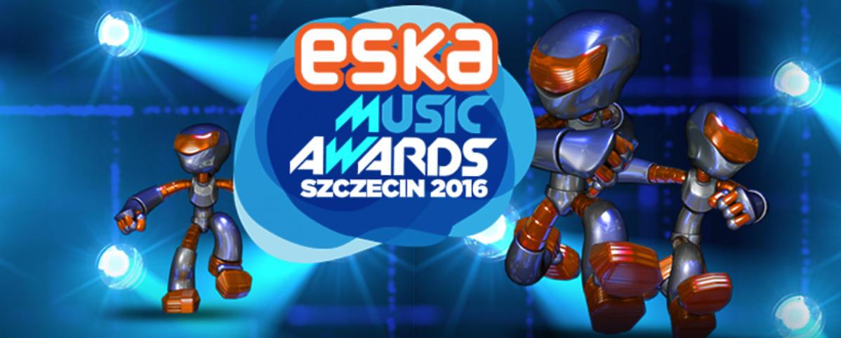 ESKA MUSIC AWARDS - WYGRAJ BILETY