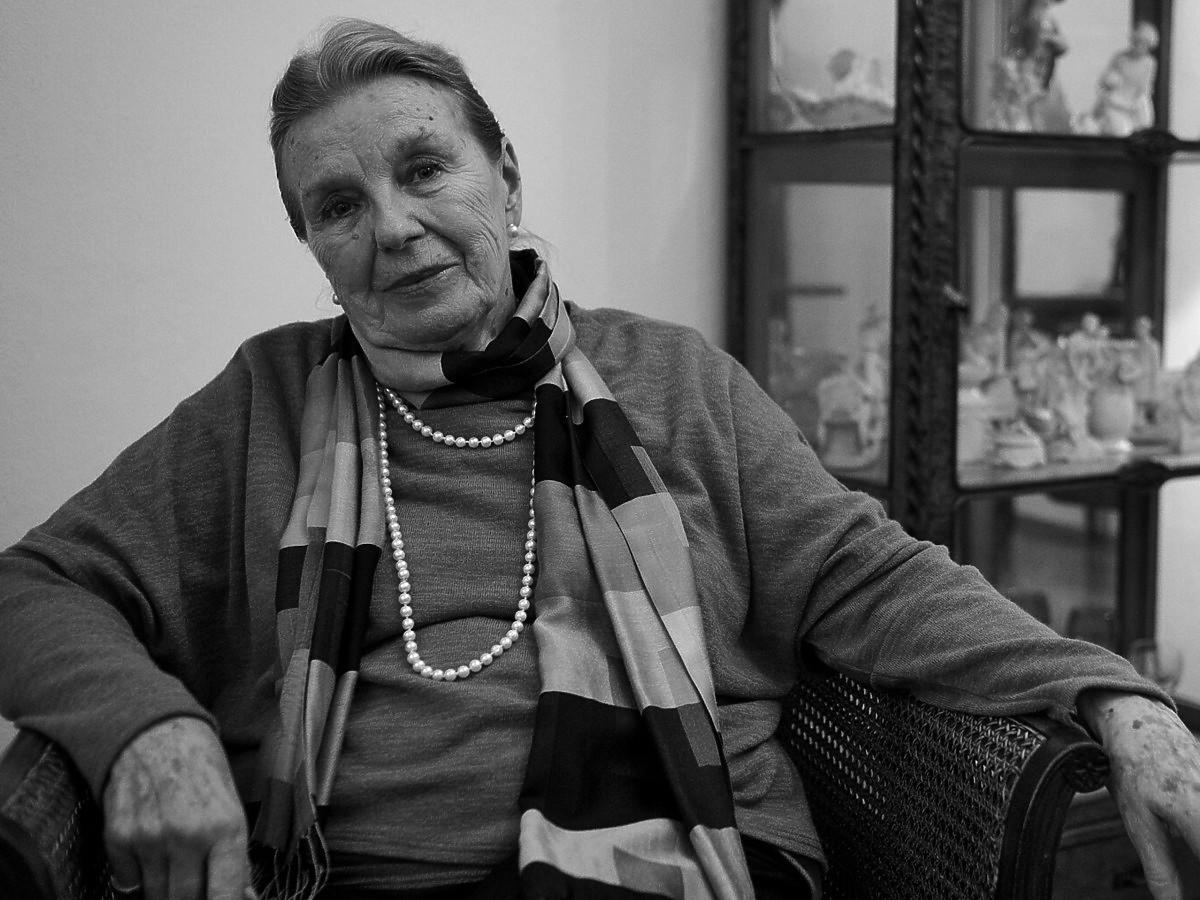 Eugenia Herman nie żyje