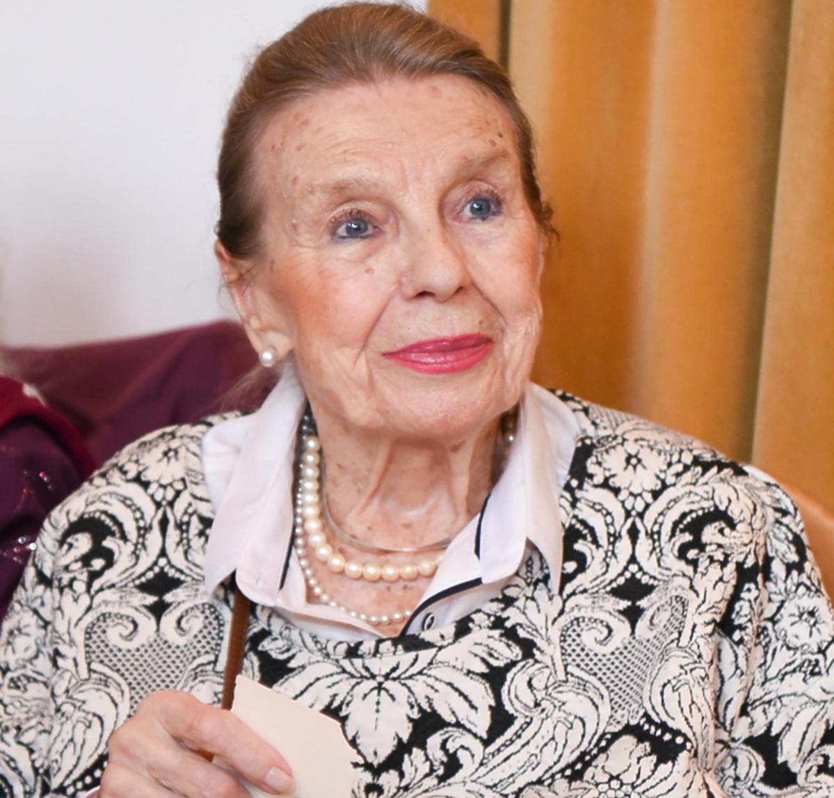 Eugenia Herman w Domu Opieki