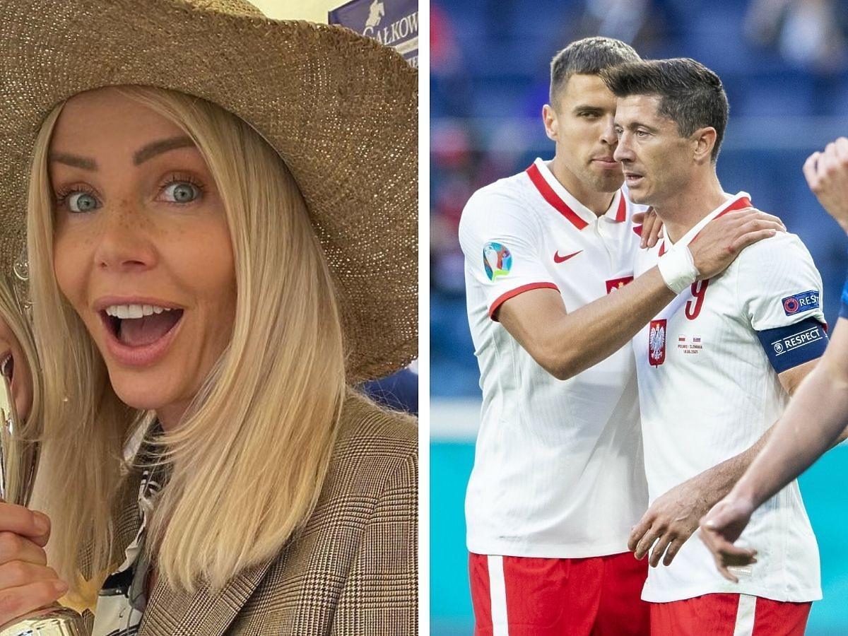 Euro 2020 (2021): Reakcja Agnieszki Woźniak-Starak na mecz hitem internetu