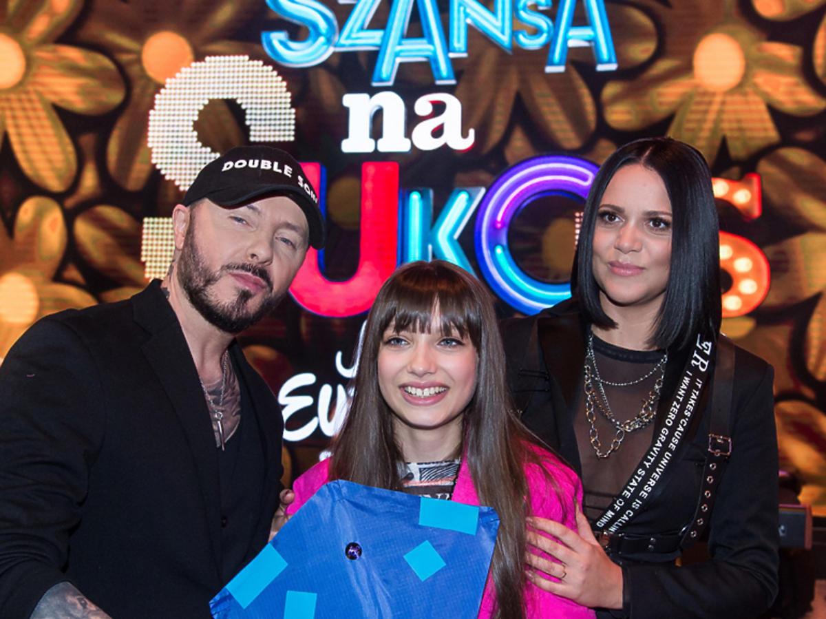 Eurowizja 2020 - pojedzie zwycięzca Szansy na sukces