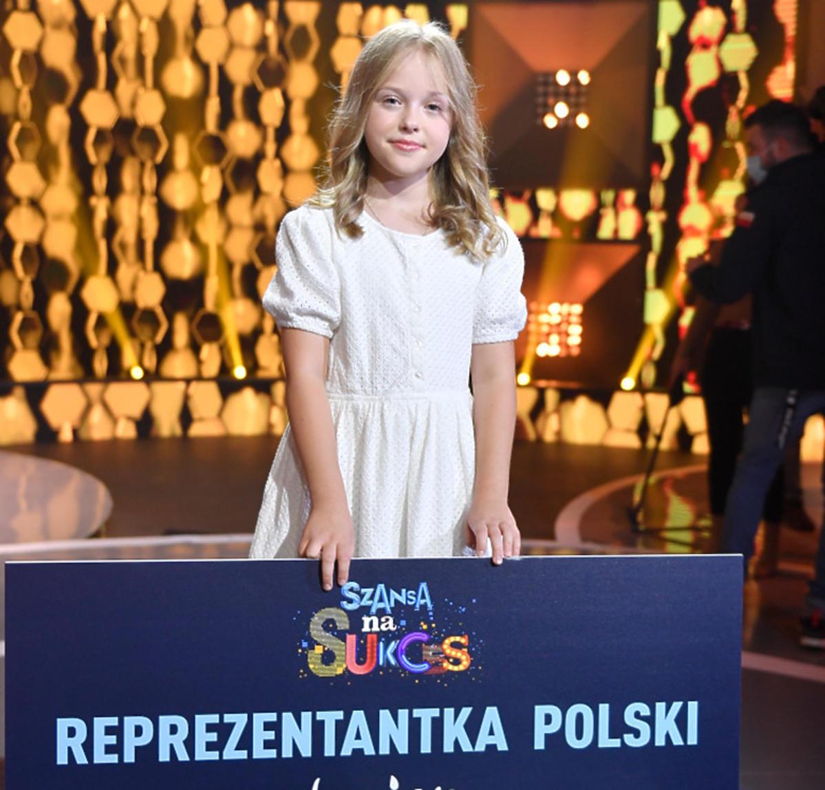 Eurowizja Junior 2020: Alicja Tracz reprezentantką Polski