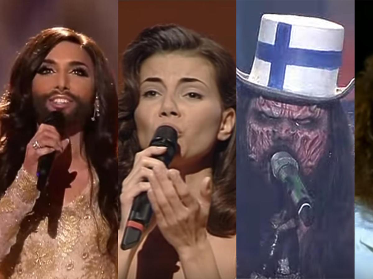 Eurowizja psychotest