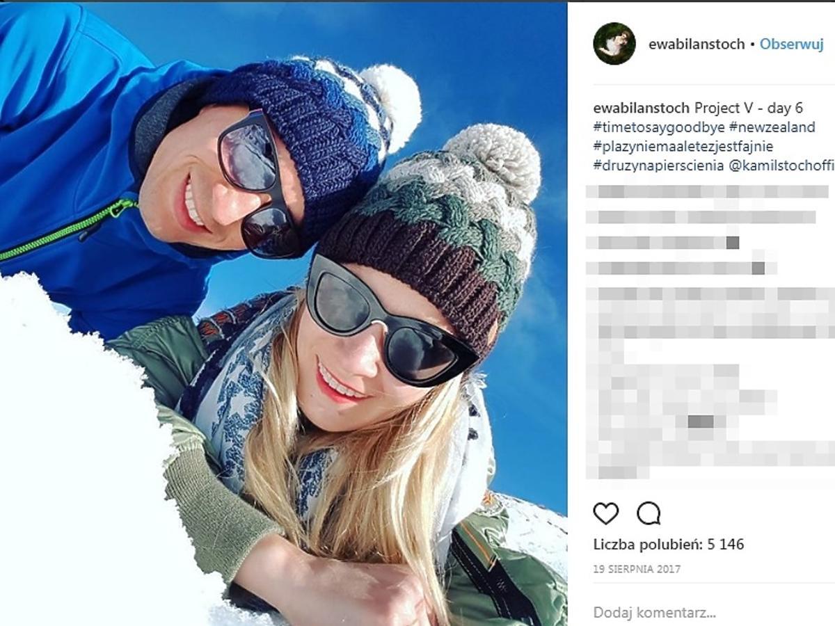 Ewa Bilan-Stoch, Kamil Stoch