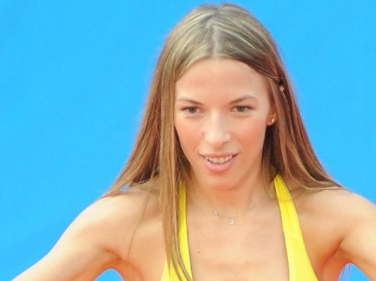Ewa Chodakowska bije rekord Guinessa