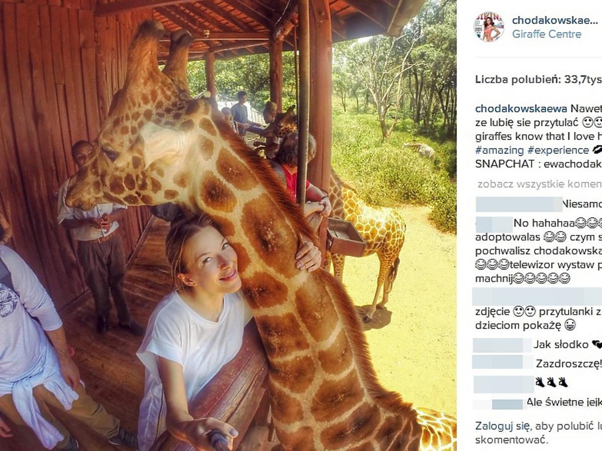Ewa Chodakowska pokazała zdjęcia z wakacji