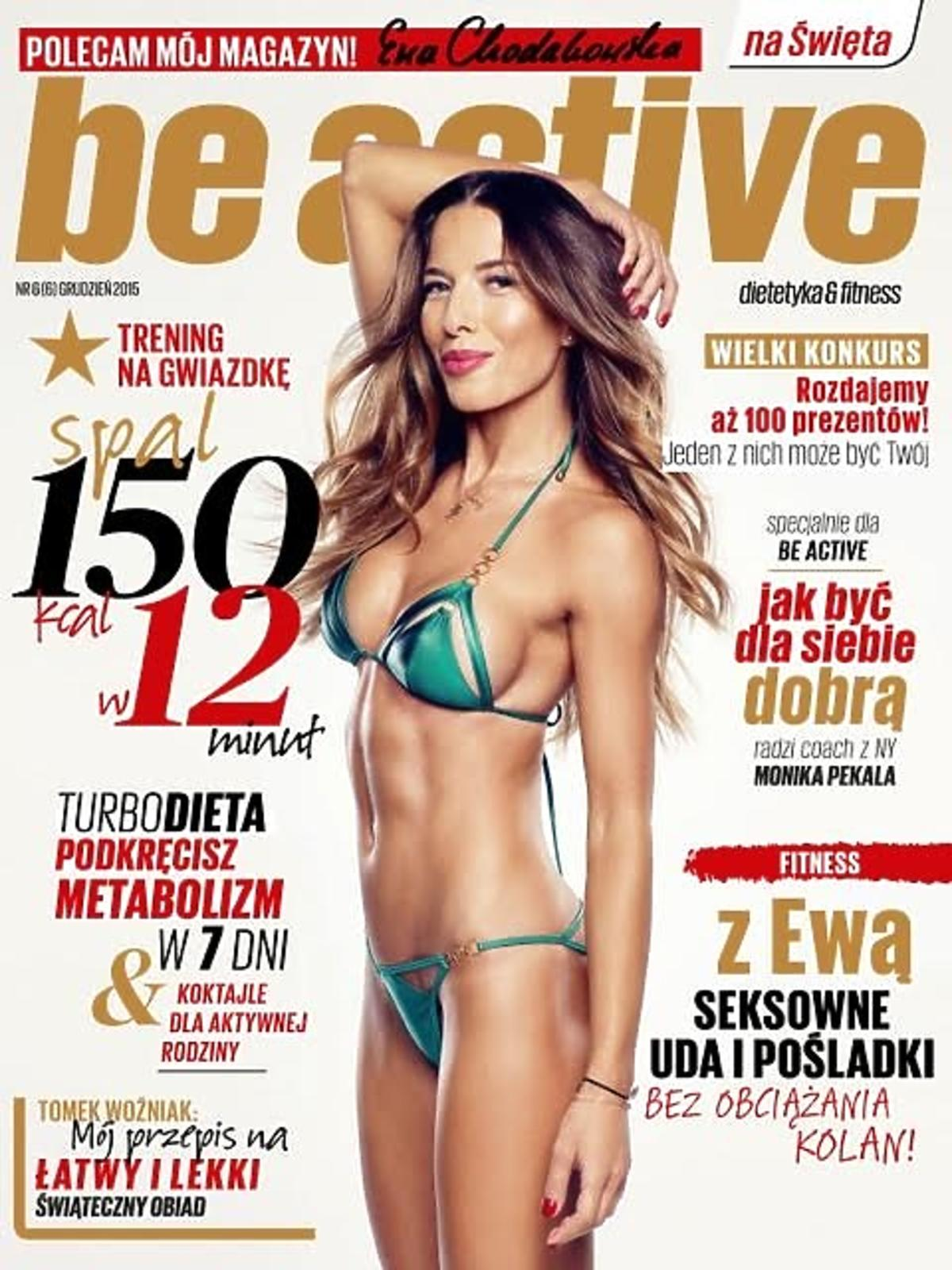 Ewa Chodakowska w bikini