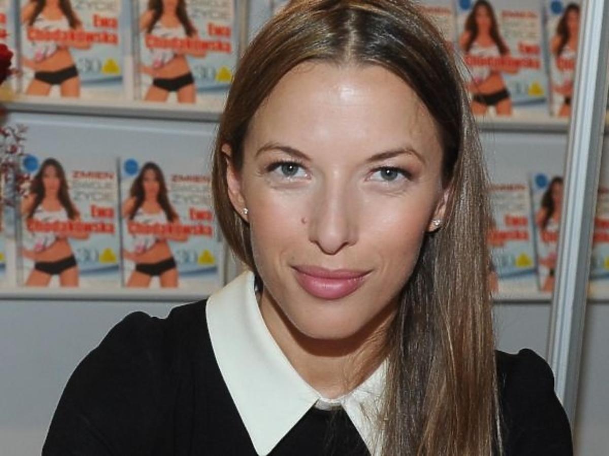 Ewa Chodakowska w reklamie Play