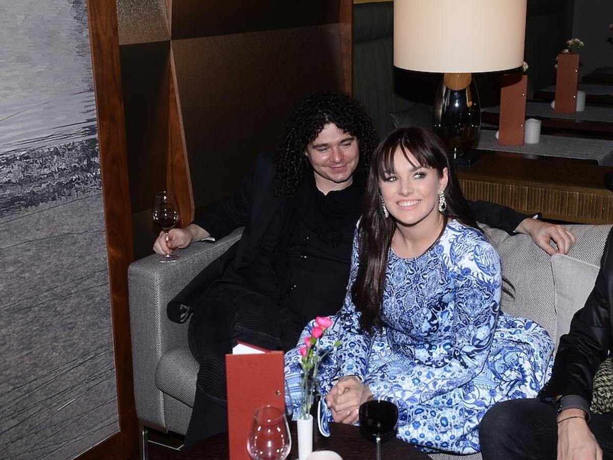 Ewa Farna i Martin Chobot na TeleKamerach 2015