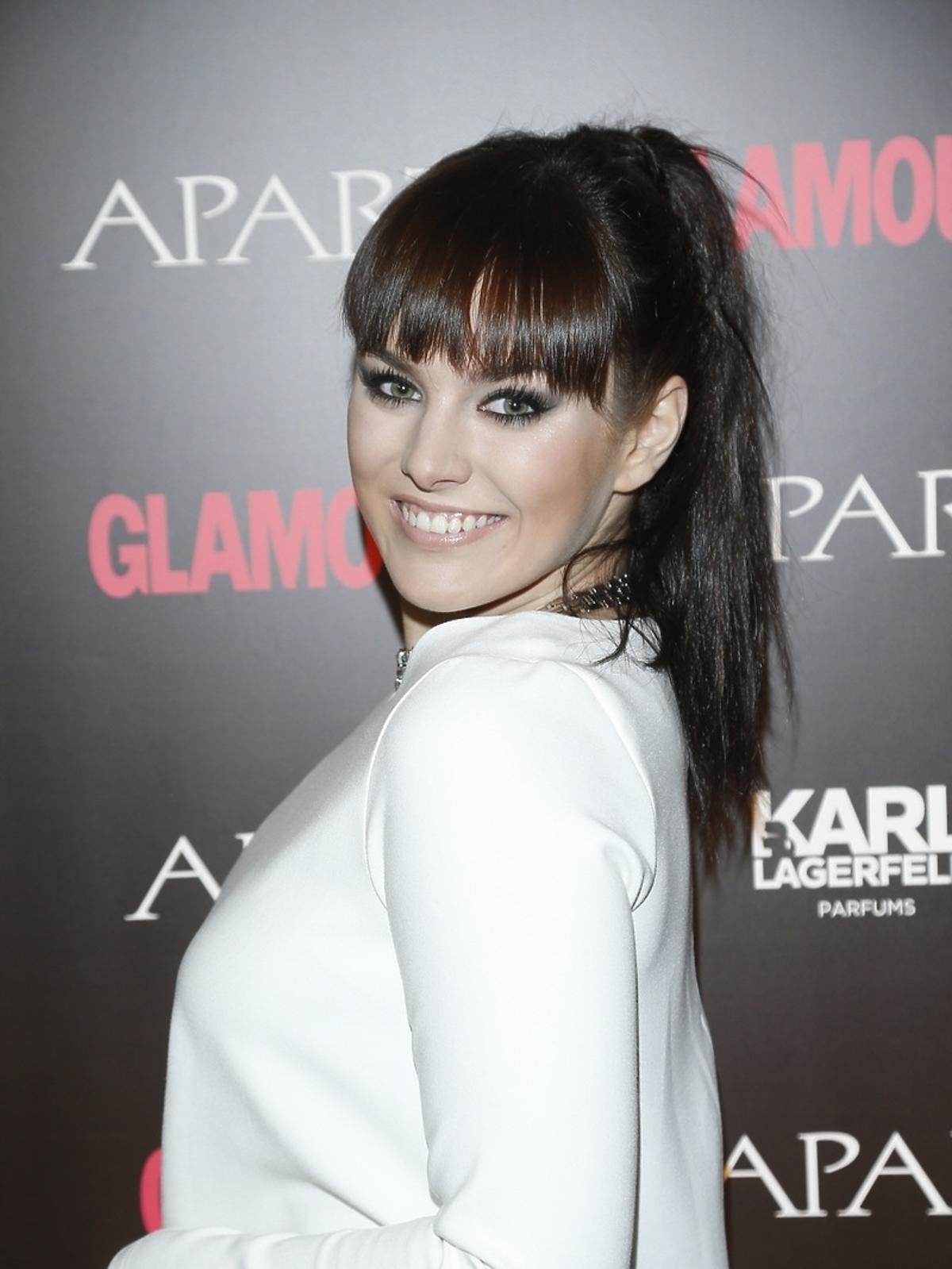 Ewa Farna na Kobieta Roku Glamour 2014
