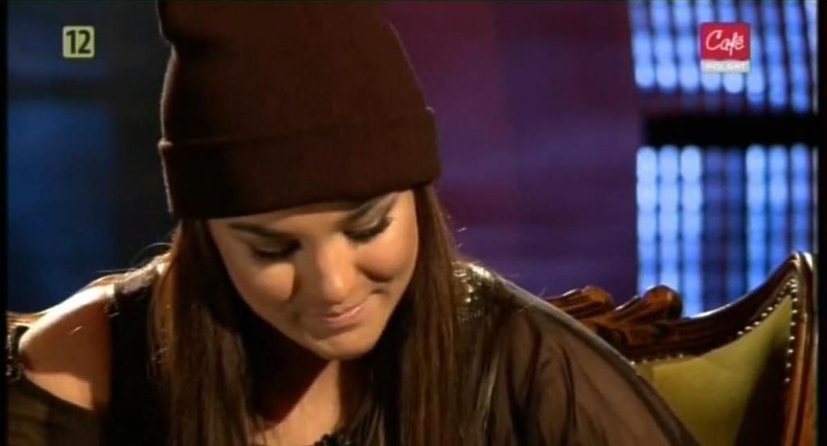 Ewa Farna płacze w programie