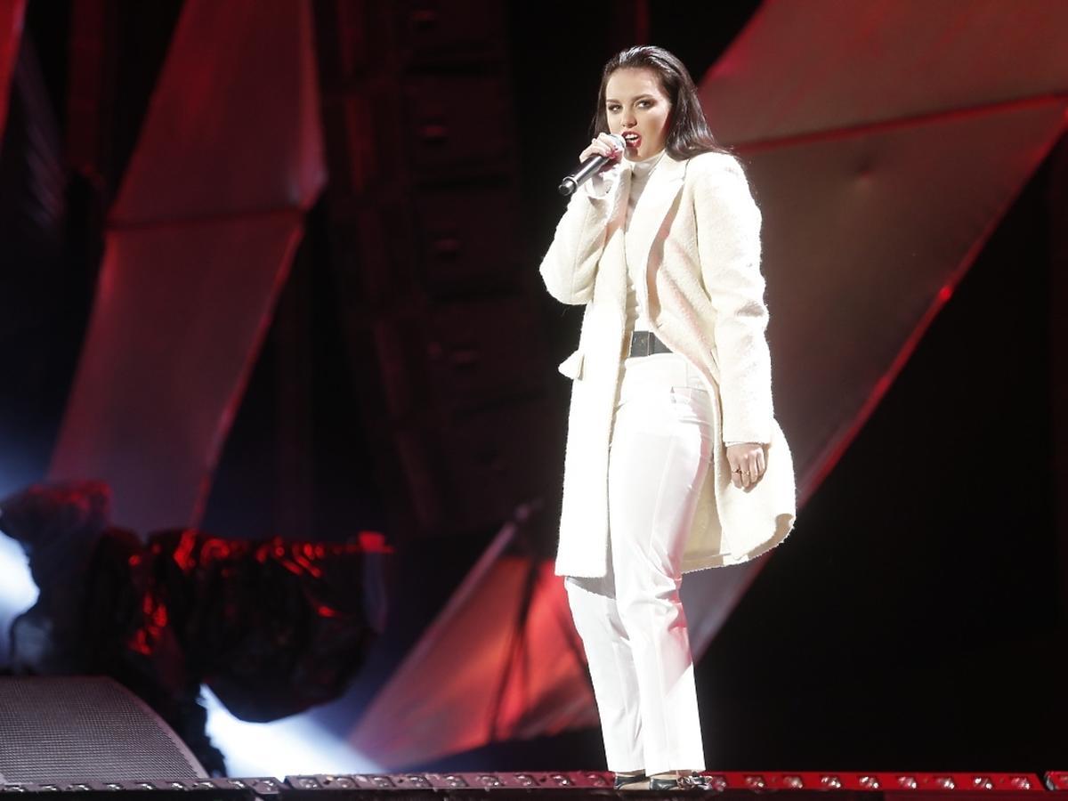 Ewa Farna Sylwester 2014/2015 z Polsatem w Gdyni