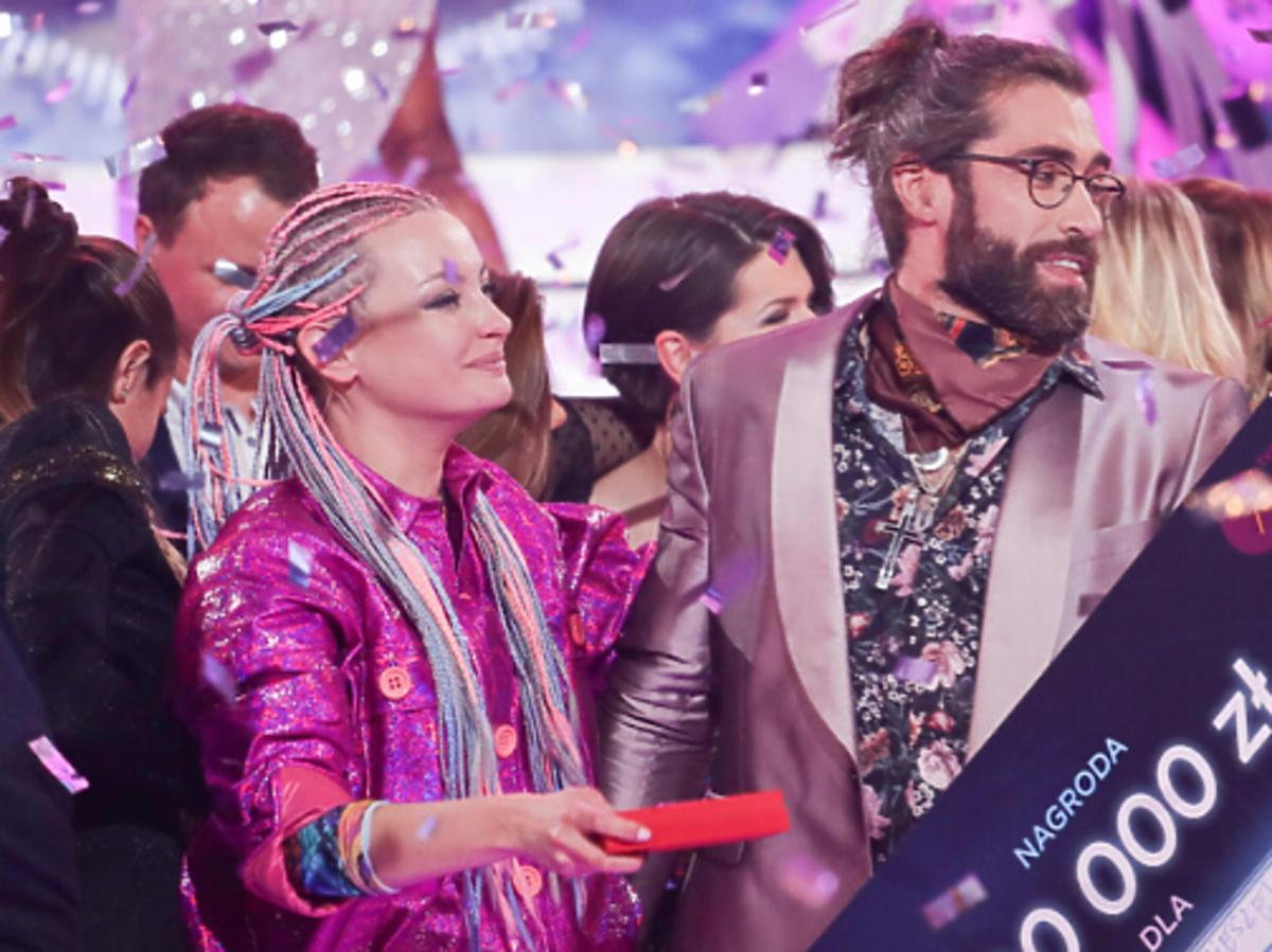 Ewa i Kamil w finale 2 edycji programu Big Brother