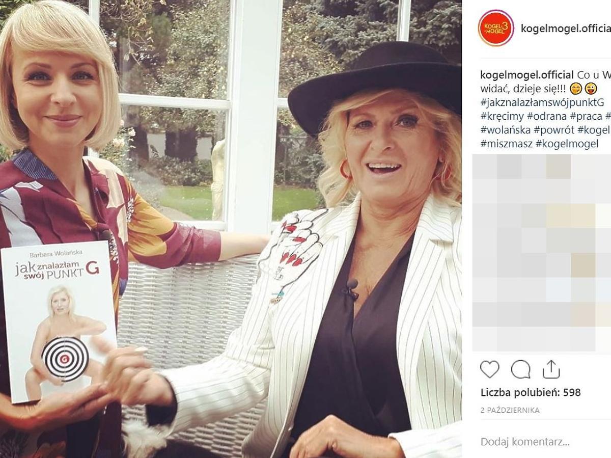 Ewa Kasprzyk o roli w Kogel Mogel 3