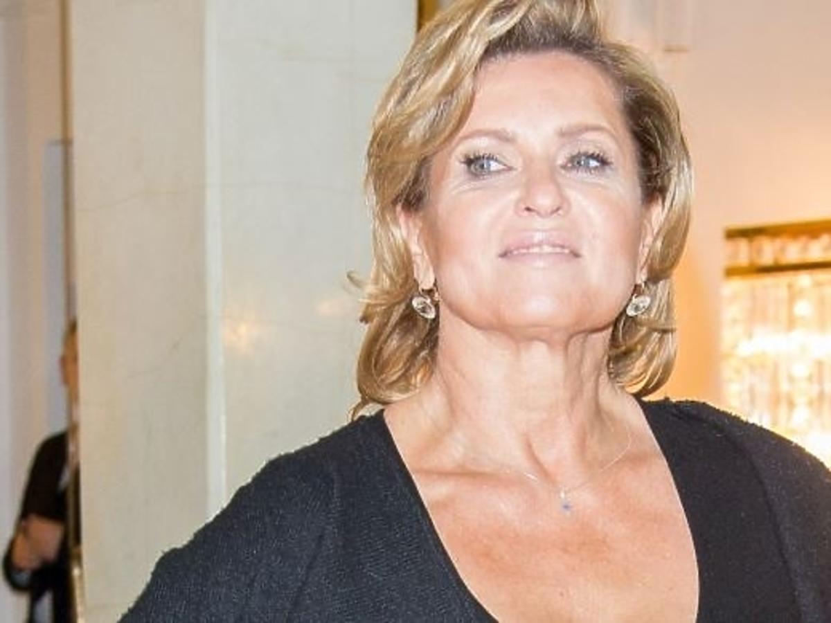 Ewa KAsprzyk schudła siedem kilogramów