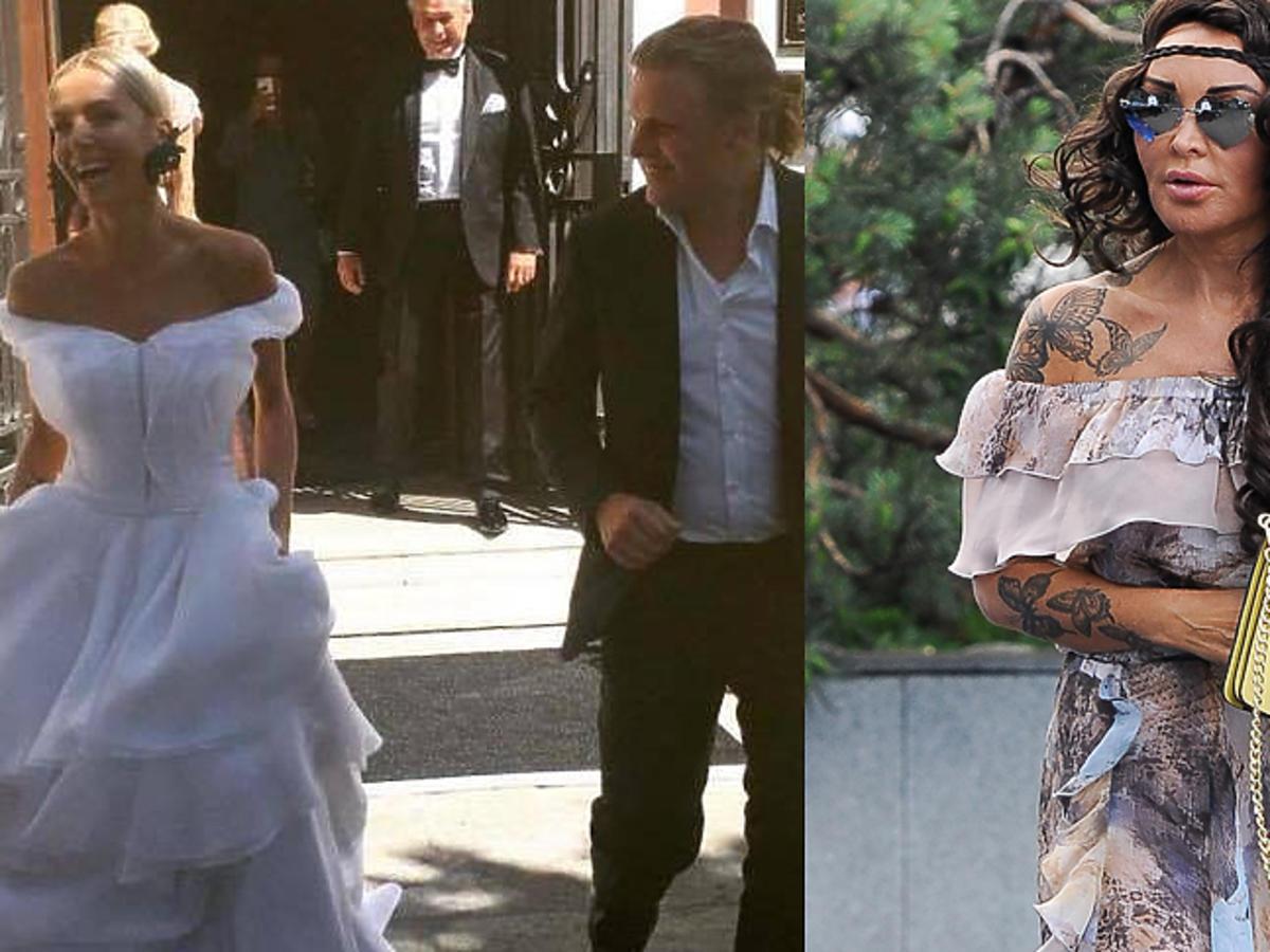 Ewa Minge o ślubie Agnieszki Szulim