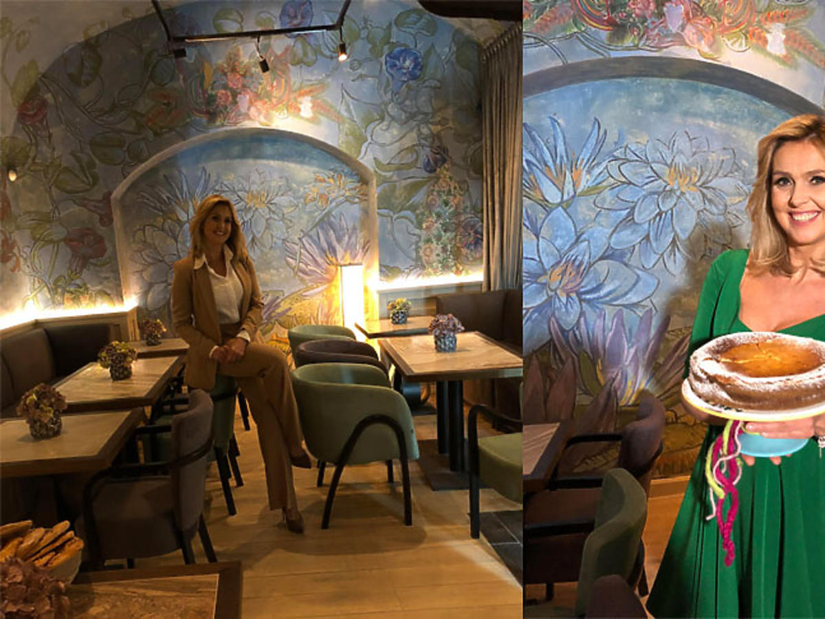 Ewa Wachowicz restauracja jak wyglada